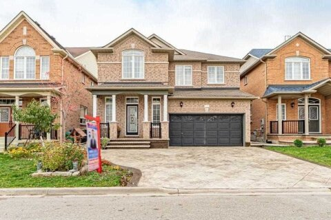 House for sale at 17 Dolly Varden Dr Brampton Ontario - MLS: W4958549