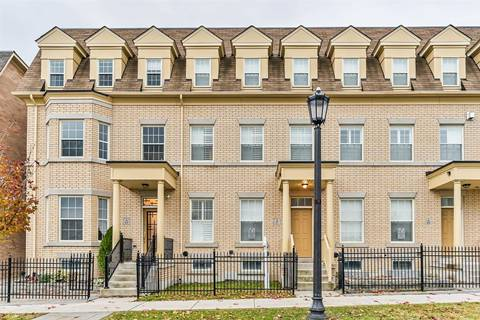 Townhouse for sale at 17 Donald Buttress Blvd Markham Ontario - MLS: N4633062
