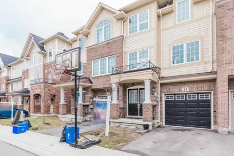 House for sale at 17 Dorchester Terr Hamilton Ontario - MLS: X4652317
