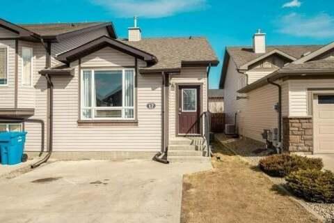 Townhouse for sale at 17 Dorothy Gentleman Cres N Lethbridge Alberta - MLS: LD0192052