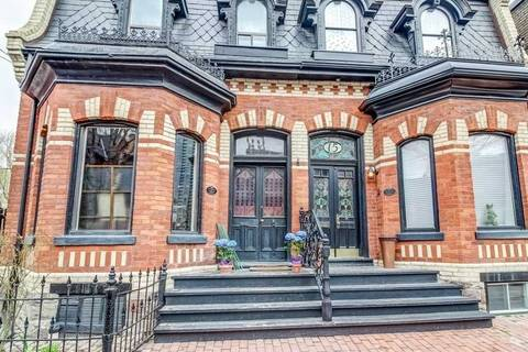 Townhouse for sale at 17 Draper St Toronto Ontario - MLS: C4460499