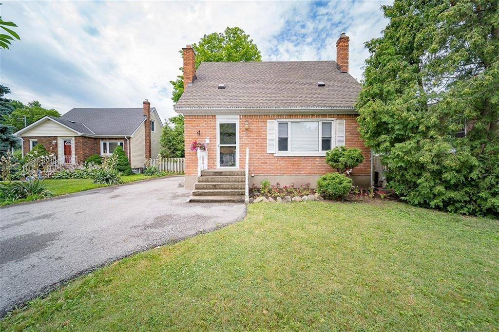 House for sale at 17 Dunkeld Ave St. Catharines Ontario - MLS: 30760011