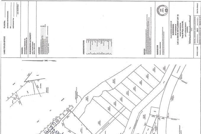 Residential property for sale at 17 Eagle Haunt Estates Rural Lac La Biche County Alberta - MLS: E4175372