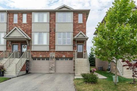 Townhouse for sale at 17 Edenrock Dr Hamilton Ontario - MLS: X4539874