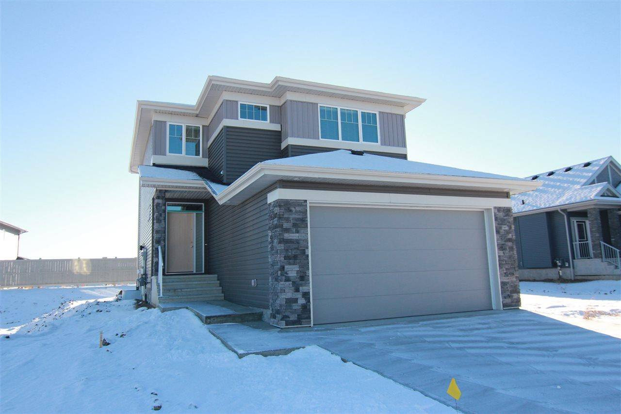 House for sale at 17 Edison Dr St. Albert Alberta - MLS: E4184422