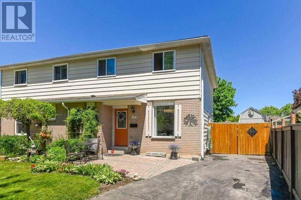 House for sale at 17 Eliot Pl Guelph Ontario - MLS: 30810656