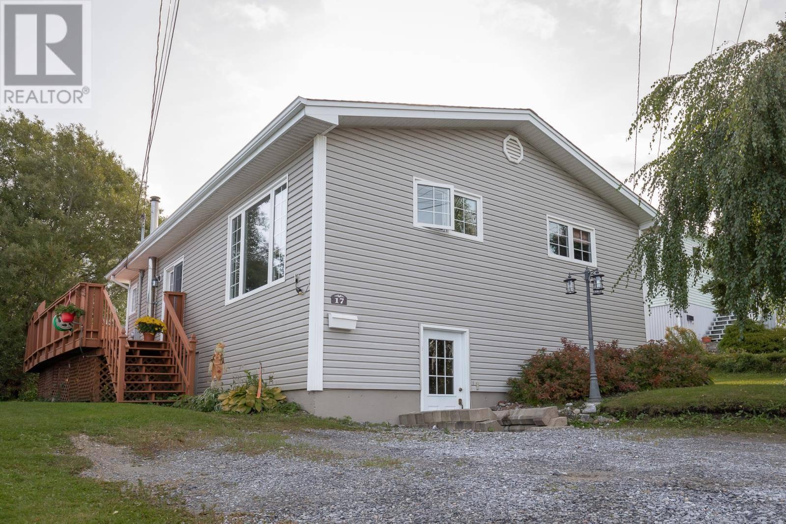 House for sale at 17 Empire St Corner Brook Newfoundland - MLS: 1184961