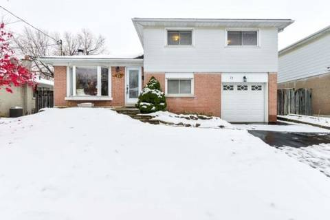 House for sale at 17 Faludon Dr Halton Hills Ontario - MLS: W4637973
