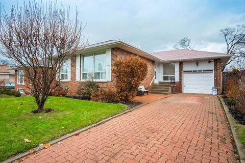 House for sale at 17 Feller Rd Toronto Ontario - MLS: W4645184