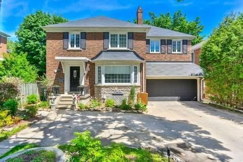 House for sale at 17 Fernwood Rd Toronto Ontario - MLS: C4510448