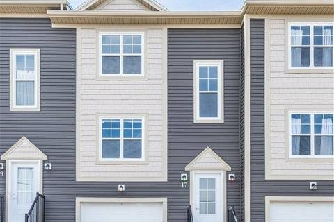 Townhouse for sale at 17 Fescue Ct Middle Sackville Nova Scotia - MLS: 201909832