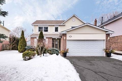 House for sale at 17 Frost Dr Whitby Ontario - MLS: E4367589