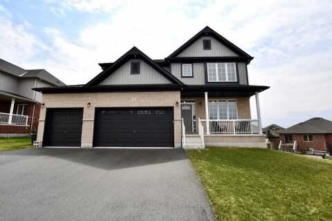 House for sale at 17 Fulcher St Blandford-blenheim Ontario - MLS: X4767531