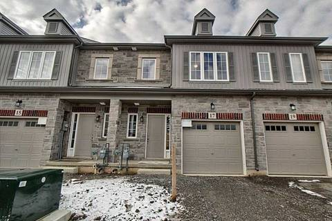 Townhouse for sale at 17 Garlent Ave Hamilton Ontario - MLS: X4664350