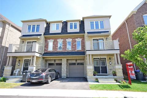 Townhouse for sale at 17 Givemay St Brampton Ontario - MLS: W4553868