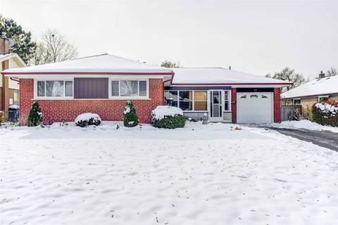 House for sale at 17 Gordon Dr Brampton Ontario - MLS: W4634202
