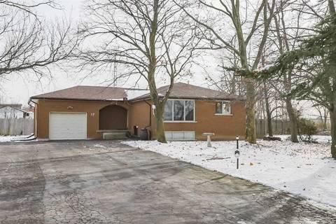 House for sale at 17 Hendershot Rd Hamilton Ontario - MLS: X4674750