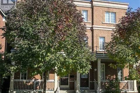 Townhouse for sale at 17 Herzberg Gdns Toronto Ontario - MLS: W4639982