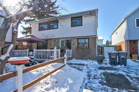 House for sale at 17 Hillpark Tr Brampton Ontario - MLS: W4689093