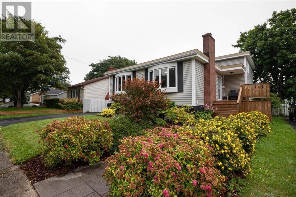 House for sale at 17 Horwood St St. John's Newfoundland - MLS: 1209436
