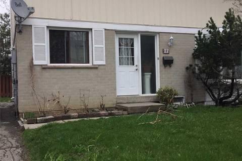 House for sale at 17 Hughes Ct Brampton Ontario - MLS: W4432942