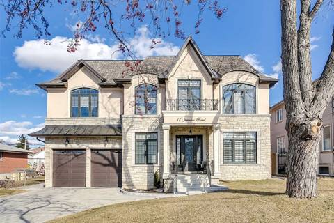 House for sale at 17 Jasmine Rd Toronto Ontario - MLS: W4343102