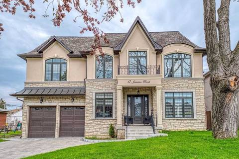 House for sale at 17 Jasmine Rd Toronto Ontario - MLS: W4456583