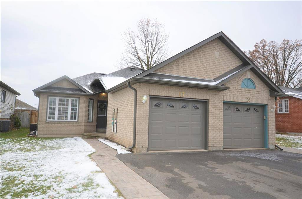House for sale at 17 Jefferson West Ct West Welland Ontario - MLS: 30780792