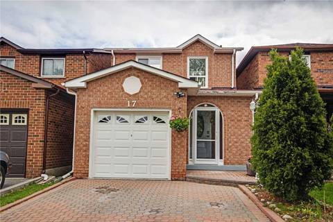 House for sale at 17 Kenley Cres Markham Ontario - MLS: N4459515