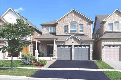 House for sale at 17 Lady Gwillim Ave Newmarket Ontario - MLS: N4602519