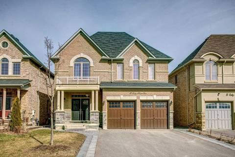 House for sale at 17 Lady Karen Cres Vaughan Ontario - MLS: N4724732