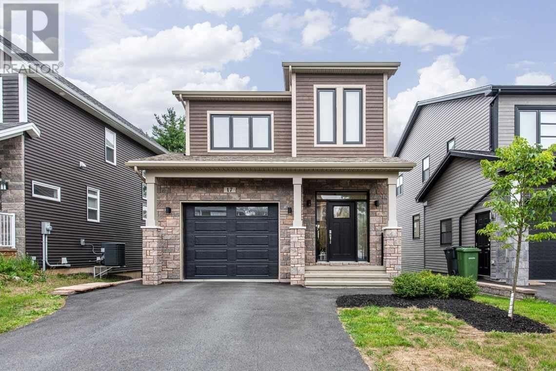 House for sale at 17 Larkview Te Bedford Nova Scotia - MLS: 202018730