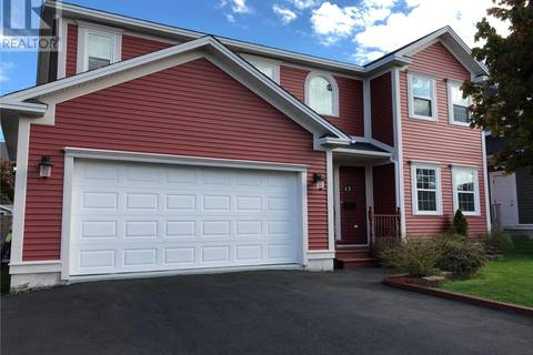 House for sale at 17 Larner St St. John's Newfoundland - MLS: 1199155