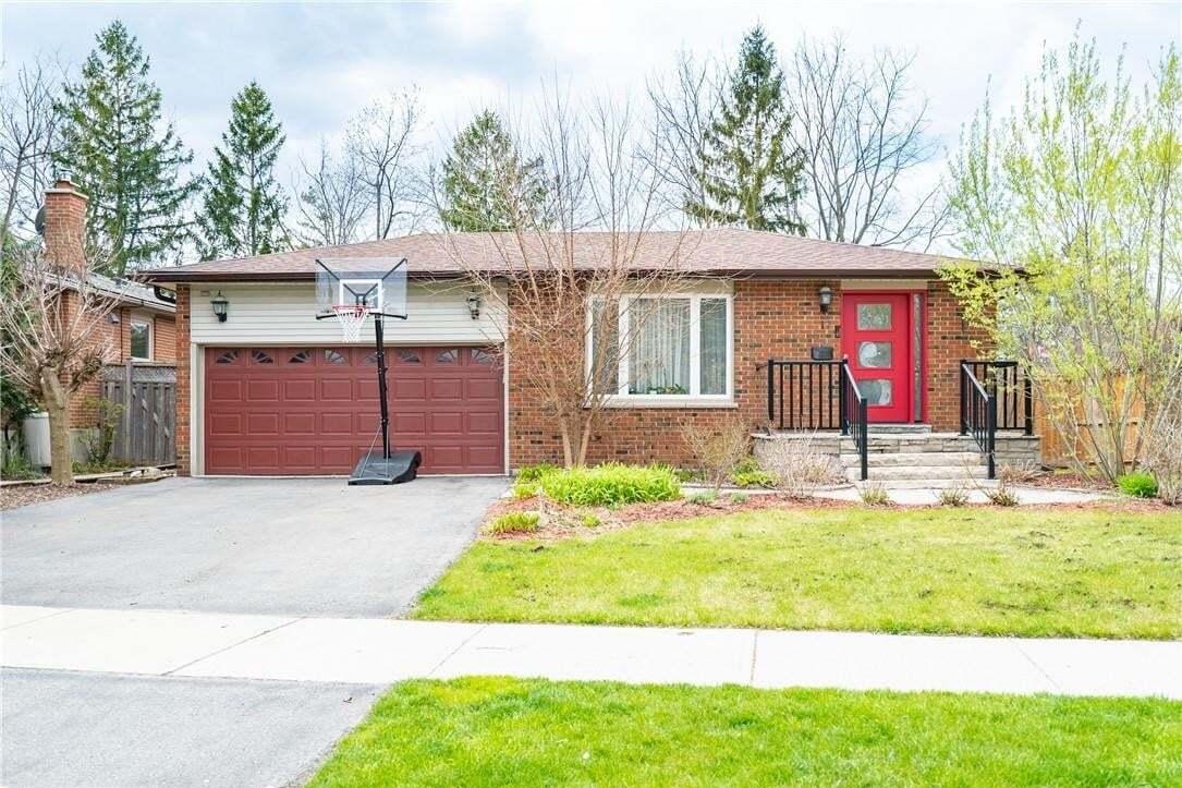 House for sale at 17 Laurendale Ave Waterdown Ontario - MLS: H4077875