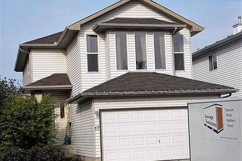House for sale at 17 Lawson Blvd Spruce Grove Alberta - MLS: E4140661