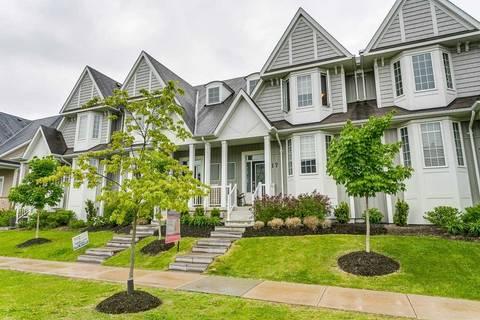 Townhouse for sale at 17 Leithridge Cres Whitby Ontario - MLS: E4475173
