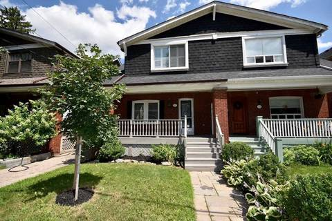 Townhouse for rent at 17 Lemay Rd Toronto Ontario - MLS: C4535878