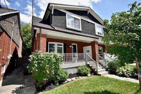 Townhouse for rent at 17 Lemay Rd Toronto Ontario - MLS: C4604940