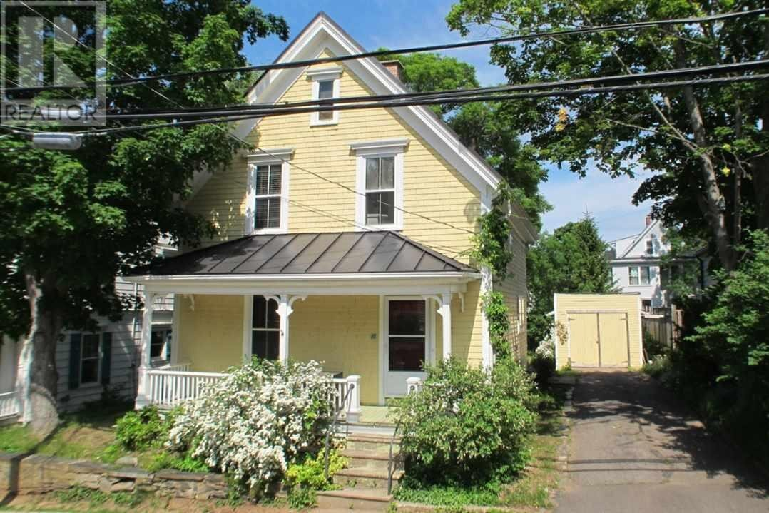 Commercial property for sale at 17 Linden Ave Wolfville British Columbia - MLS: 202011255