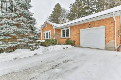 House for sale at 17 Lisgar Ct Tillsonburg Ontario - MLS: 179206