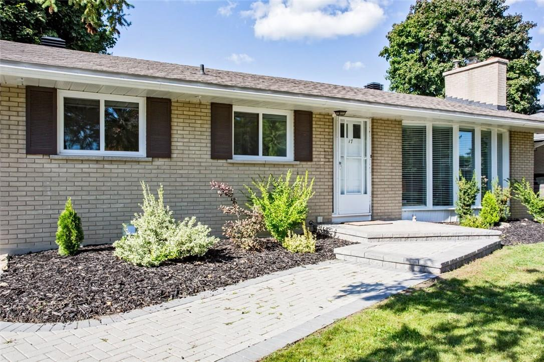 Removed: 17 Longwood Avenue, Ottawa, ON - Removed on 2018-11-05 04:15:17