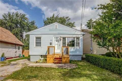 House for sale at 17 Lonsdale Ave St. Catharines Ontario - MLS: X4932422
