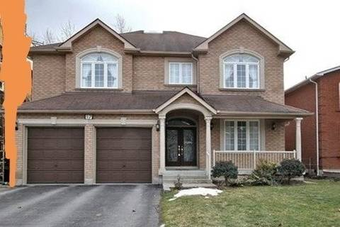 House for rent at 17 Lund St Richmond Hill Ontario - MLS: N4667079
