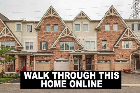 Townhouse for sale at 17 Magpie Wy Whitby Ontario - MLS: E4814936