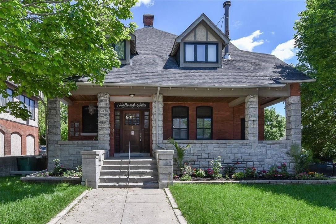 Townhouse for sale at 17 Marlborough Ave Ottawa Ontario - MLS: 1157055