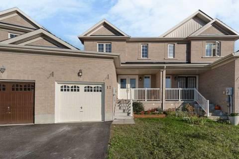 Townhouse for sale at 17 Mccann Ln Essa Ontario - MLS: N4603154