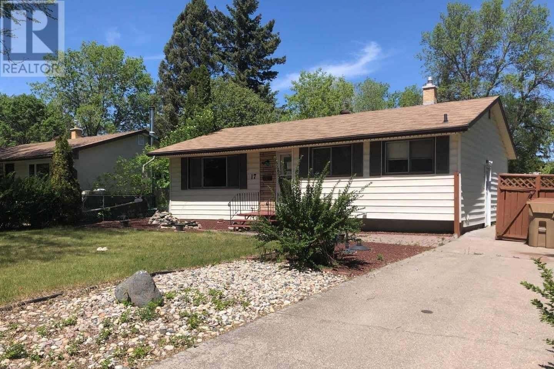 House for sale at 17 Mcdougall Rd Regina Saskatchewan - MLS: SK814729