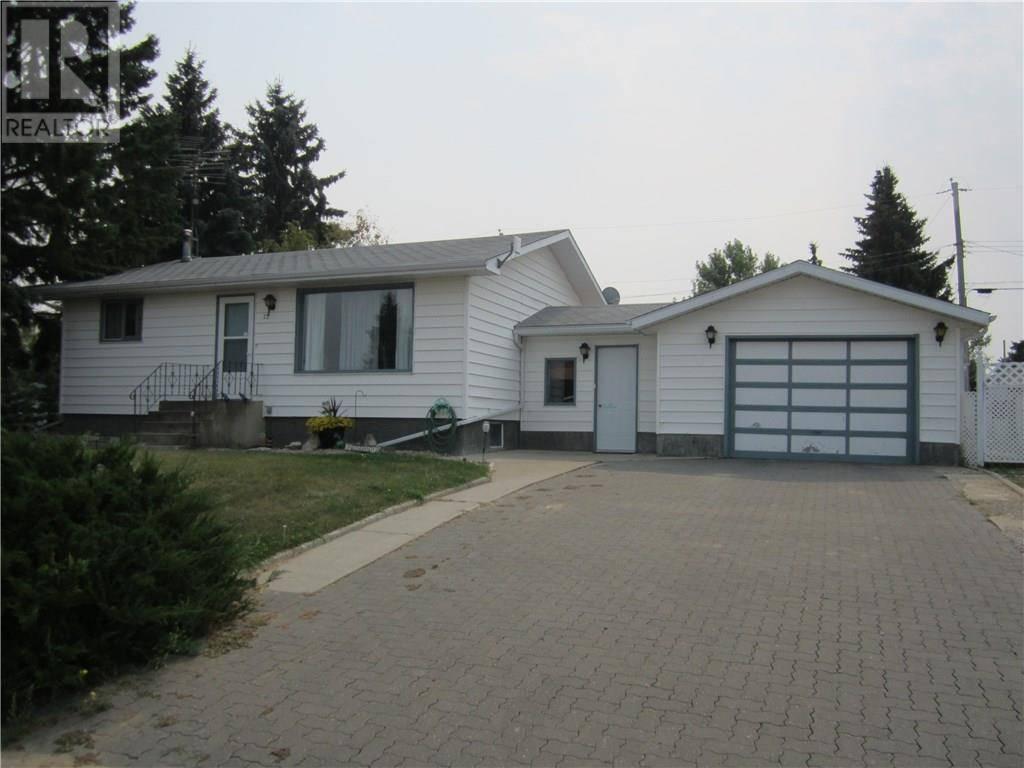 House for sale at 17 Mclean Cres Sedgewick Alberta - MLS: ca0114461