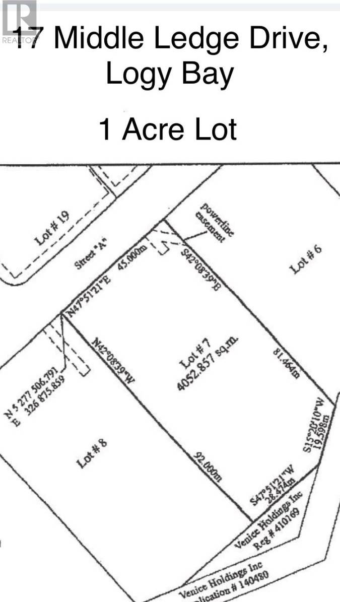 Residential property for sale at 17 Middle Ledge Dr Logy Bay-middle Cove-outer Cove Newfoundland - MLS: 1196674