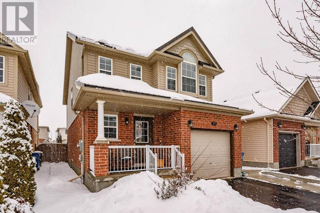 House for sale at 17 Mullin Dr Guelph Ontario - MLS: 30783039